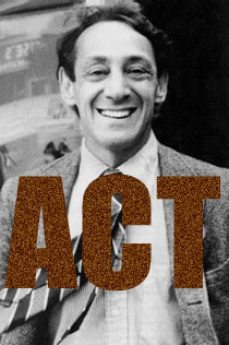 Harvey Milk: Act!